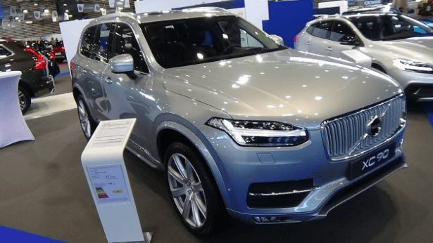 2021 Volvo XC90 Redesign, Specs and Release Date