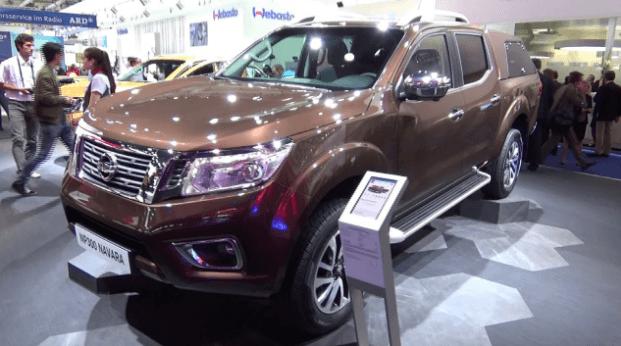 2021 Nissan Navara Price, Engine And Release Date