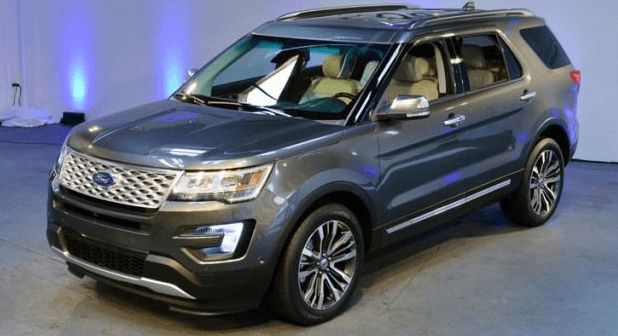 2021 Ford Explorer Interiors, Exteriors and Release Date
