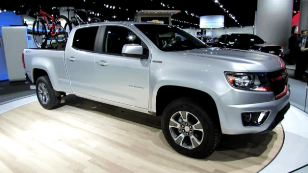 2021 Chevy Colorado Diesel Changes, Price and Release Date
