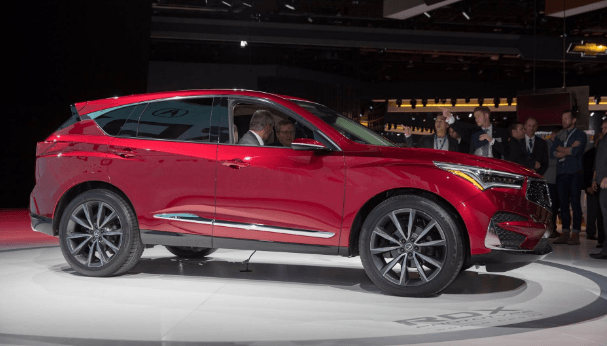 2021 Acura Rdx Redesign Price And Release Date