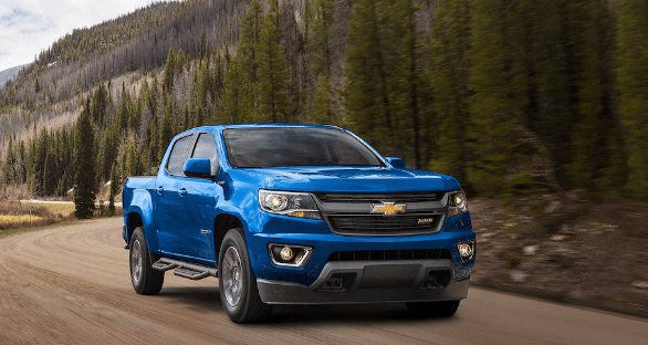 2021 Chevy Colorado Changes, Engine and Powertrain