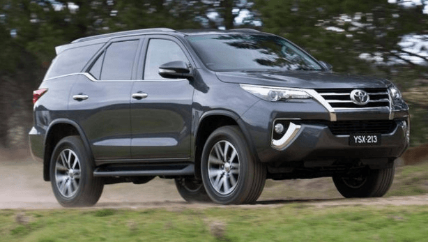 2021 Toyota Fortuner Redesign, Price and Release Date