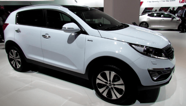 2020 Kia Sportage Interiors Specs And Release Date