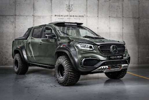 2021 Mercedes X Class Pickup Truck Price, Rumors And Release Date
