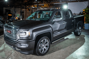 2021 GMC Canyon Denali Engine, Powertrain and Release Date