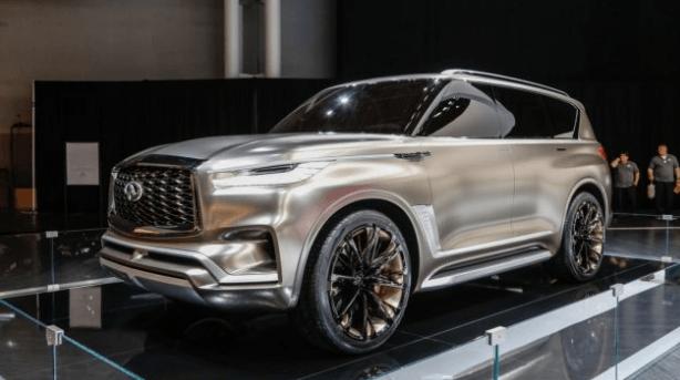 2021 Infiniti QX80 Concept, Rumors And Price