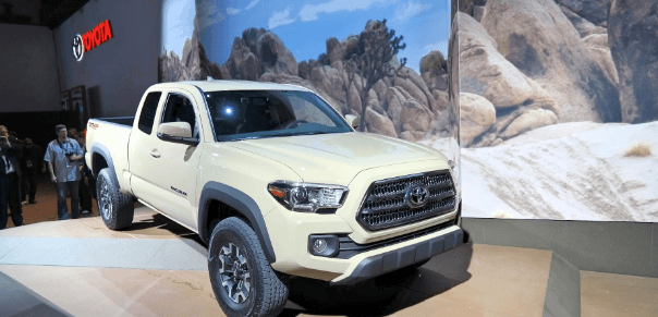 2021 toyota tacoma changes engine and redesign
