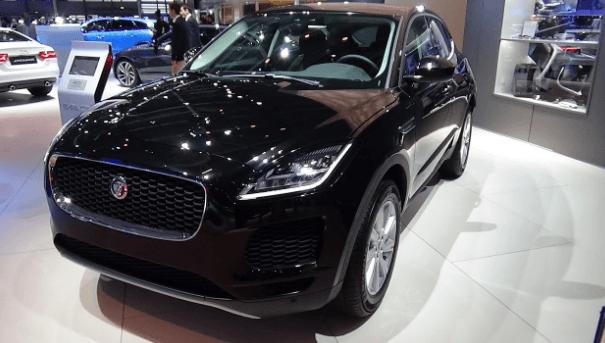 2020 Jaguar E-Pace Interiors, Specs and Changes