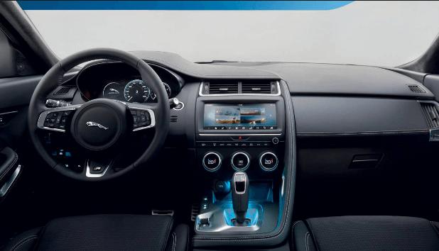 2020 Jaguar E Pace Interiors, Specs And Changes