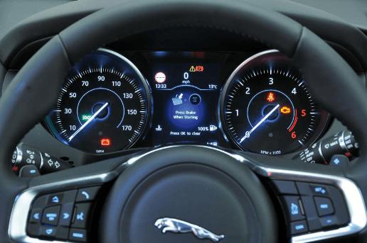 2020 Jaguar F Pace Interiors, Exteriors And Engine
