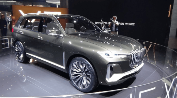 2021 BMW X7 Interiors, Exteriors and Release Date