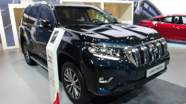 2021 Toyota Land Cruiser Redesign, Concept and Price