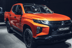 2021 Mitsubishi Triton Changes, Specs and Redesign