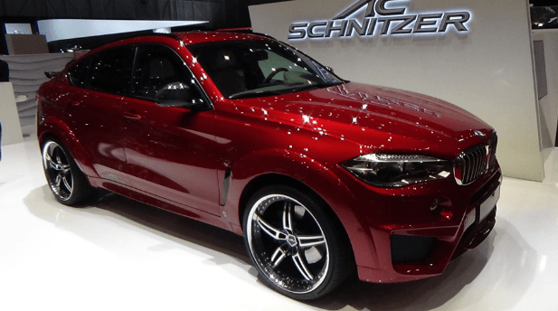2020 Bmw X6 Specs Interiors And Release Date