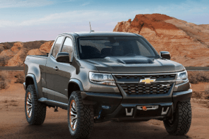 2021 Chevy Colorado ZR2 Exteriors, Specs and Redesign