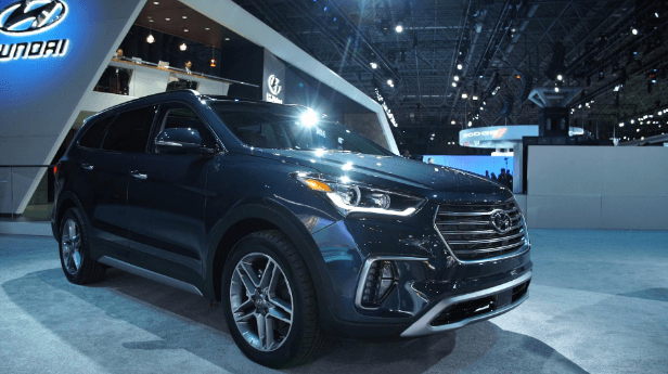 2020 Hyundai Santa Fe Redesign, Changes and Release Date