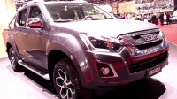 2021 Isuzu D-Max Concept, Interiors and Release Date