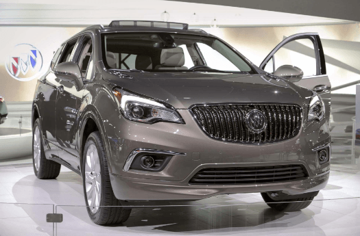 2020 Buick Envision Specs, Interiors and Redesign