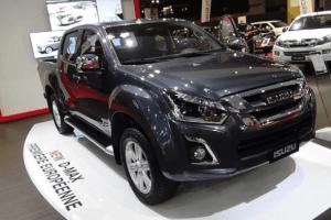 2021 Isuzu D-Max V-Cross Interiors, Exteriors and Release Date