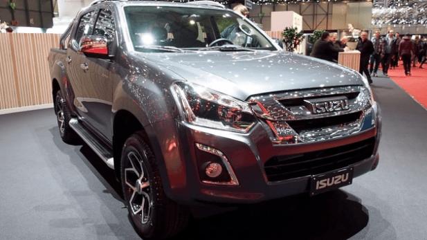 2021 Isuzu D-Max Interiors, Exteriors and Release Date