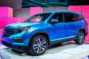 2020 Honda Pilot Hybrid MPG Styling, Redesign and Release Date