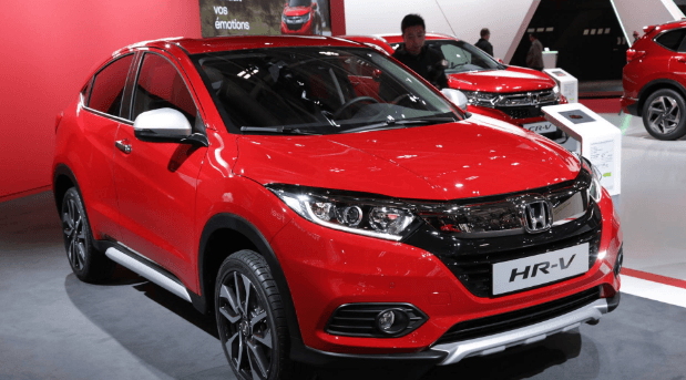 2020 Honda HR-V Concept, Changes and Price
