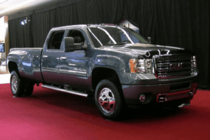 2021 GMC Sierra 3500 Denali Redesign, Exteriors and Powertrain