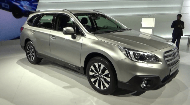 2021 Subaru Outback Concept, Specs and Release Date