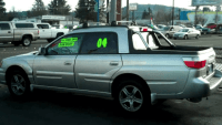 Subaru Baja Truck Specs, Redesign and Price