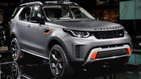 2020 Land Rover Discovery SVX Price, Interiors and Release Date