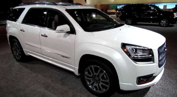 2020 Gmc Acadia Redesign Exteriors And Concept
