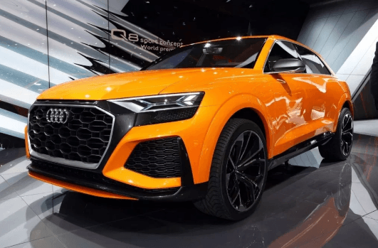 2020 Audi Q9 Rumors, Engine and Release Date