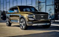 2020 Kia Telluride Redesign, Specs and Price