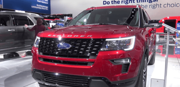 2020 Ford Explorer Interiors Exteriors And Price