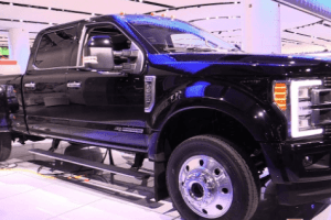 2021 Ford F-450 Platinum, Limited Interiors, Exteriors and Release Date