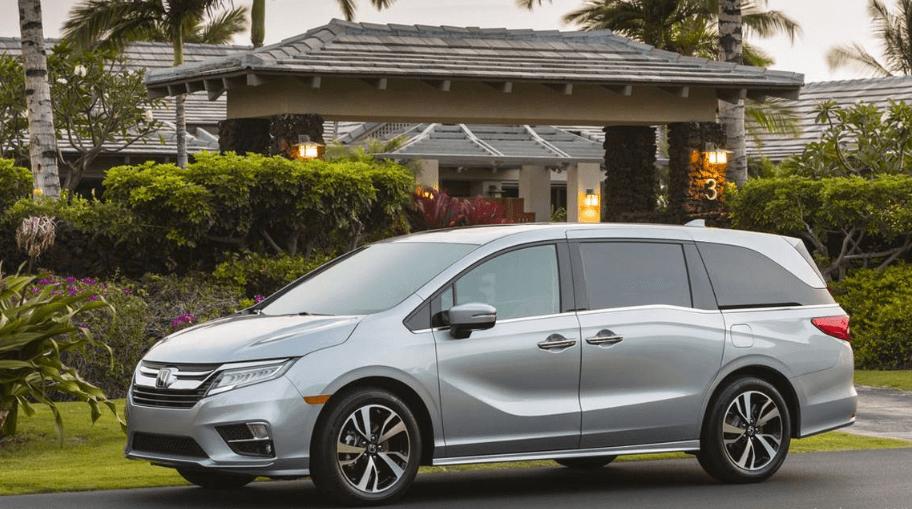 2021 Honda Odyssey Pictures