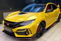 2022 Honda Civic Type R spy photos