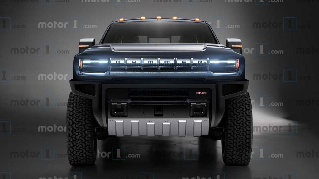 2022 GMC Hummer EV Pictures