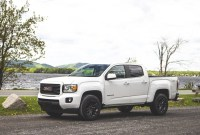 2021 GMC Canyon Elevation Redesign