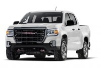 2021 GMC Canyon Elevation Release date