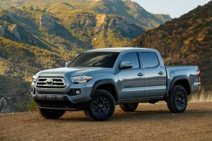 2021 Toyota Tacoma Hybrid Wallpapers