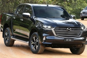 2022 Mazda BT-50: Redesign, Price, Release, and Specs