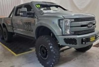 2021 Ford F550 Specs