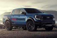 2022 Ford Ranger Raptor Images