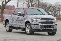 2022 Ford F150 Electric Engine
