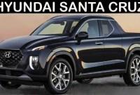 2022 Hyundai Santa Cruz Specs