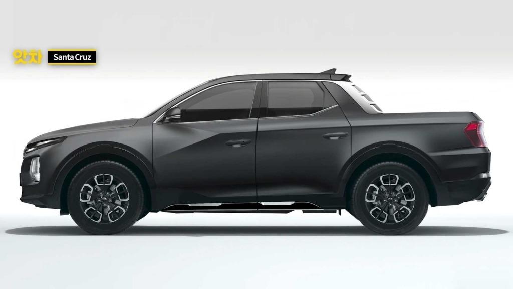 2022 Hyundai Santa Cruz Wallpaper