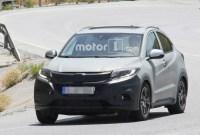 2021 Honda Vezel Powertrain