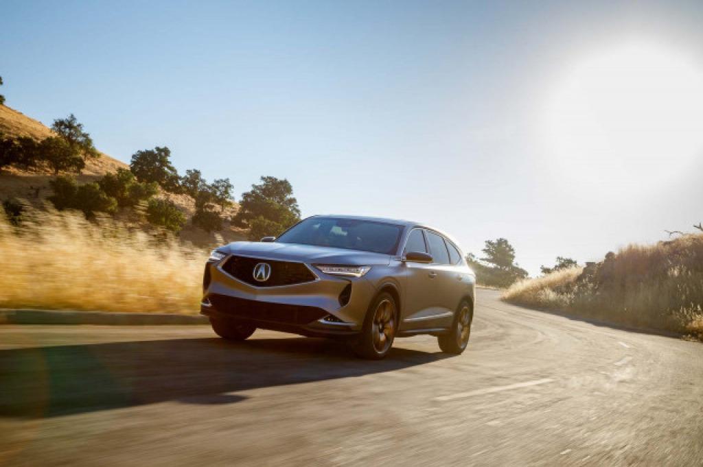 2022 Acura TLX Specs